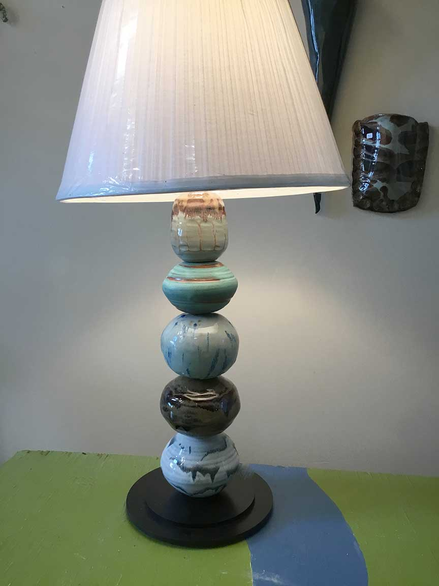 Totem Lamp